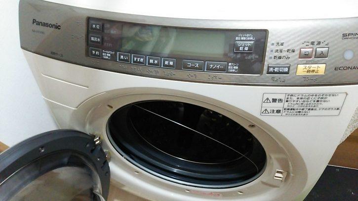洗濯 ドラム パナソニック 機